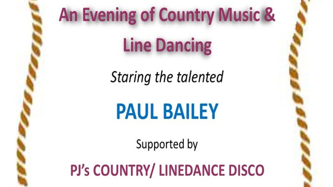 An Evening of Country Music and Line Dancing