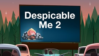 Despicable Me 2 Drive-In Movie