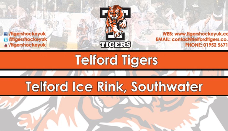 Telford Tigers Play-Offs 2017