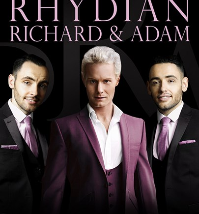 Rhydian Richard and Adam