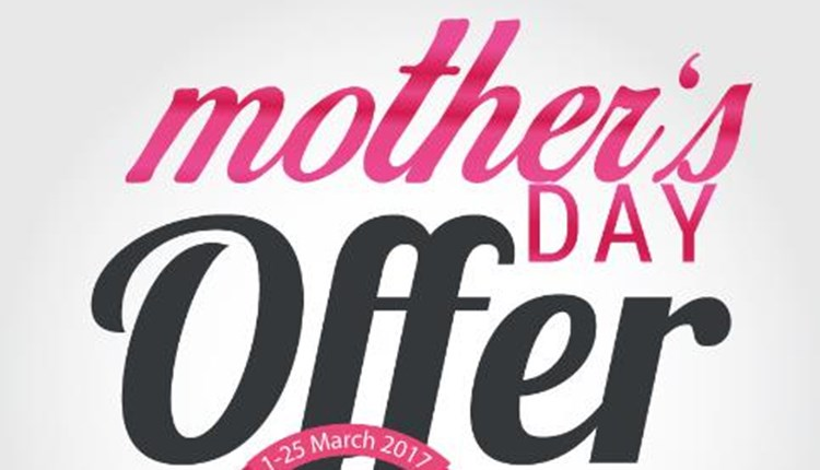 Mother's Day Ticket Offer