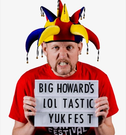 Big Howard's LOL-tastic Yukfest