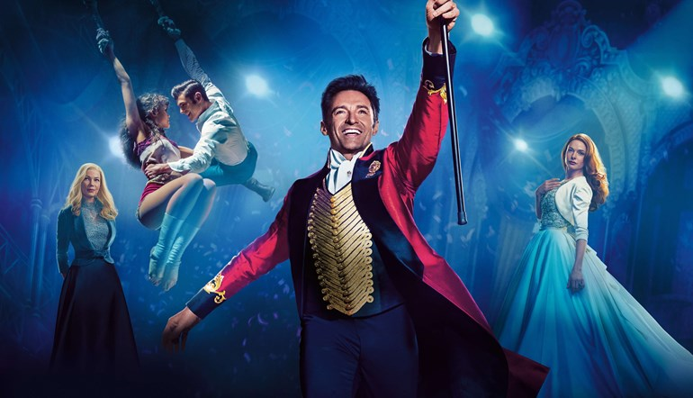The Greatest Showman Singalong