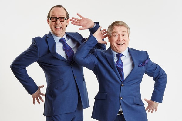 An Evening of Eric and Ern