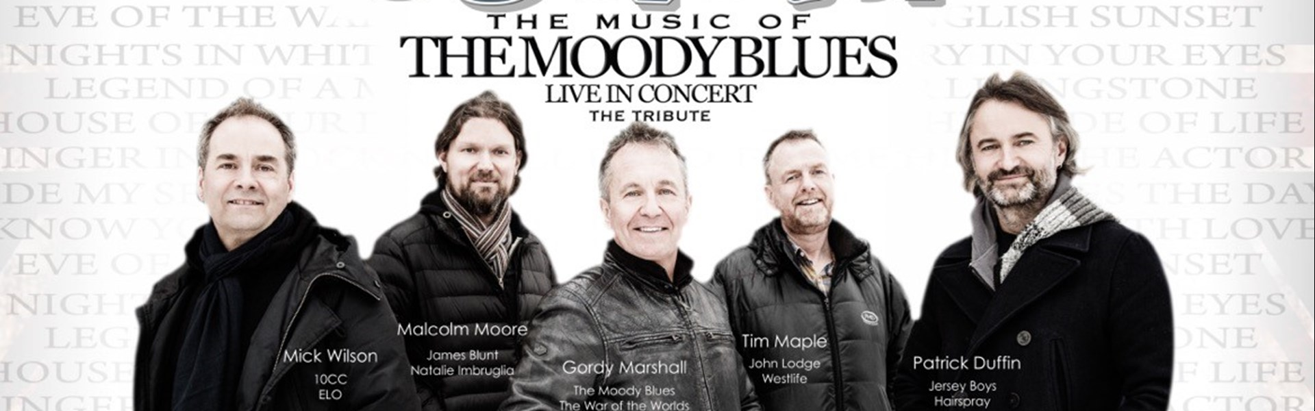 Go Now! The Music of the Moody Blues