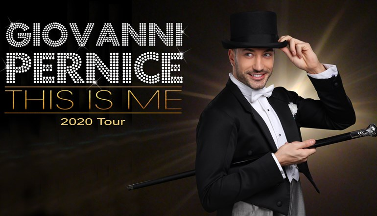 Giovanni Pernice - This Is Me