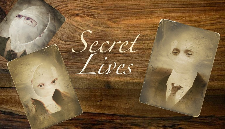 The Cabinet of Secret Lives